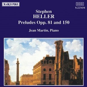 Image for 'HELLER: Preludes Opp. 81 and 150'