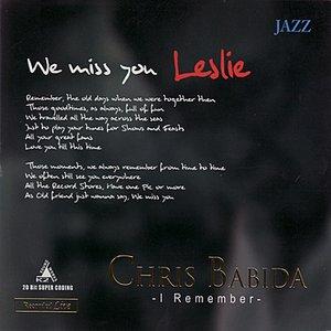 Image for 'I Remember…Leslie'