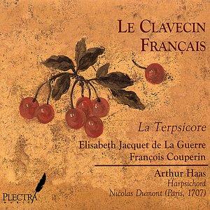 Immagine per 'Le Clavecin Français: La Terpsicore - Elisabeth Jacquet de La Guerre & François Couperin'