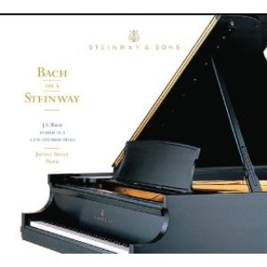 Image for 'Bach on a Steinway'