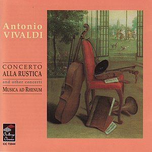Image for 'Concerto in G Minor for Violoncello, Strings and Basso Continuo: Andante'
