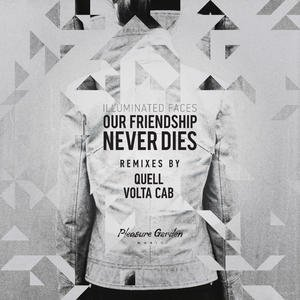 Image for 'Our Friendship Never Dies - Remixes'