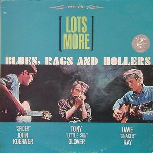Image for '[Lots More] Blues, Rags and Hollers'