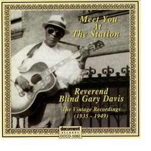 Image for 'Rev. Blind Gary Davis 1935 - 1949'