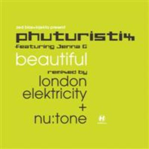 Image for 'NHS61R: Beautiful (Nu:Tone Remix) / Beautiful (London Elektricity Remix)'