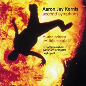 Image for 'Kernis: Second Symphony/Musica Celestis/Invisible Mosaic II'