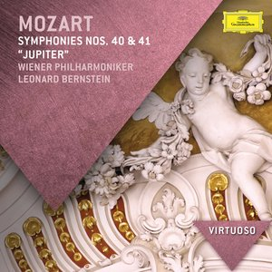 Image for 'Mozart: Symphonies Nos. 40 & 41'