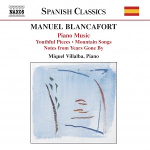 Image for 'BLANCAFORT: Complete Piano Music, Vol. 1'