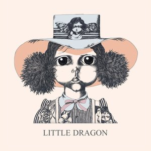 """Little Dragon""的封面"