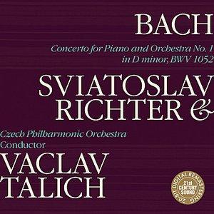 Image for 'Bach: Piano Concerto No. 1, BWV 1052'