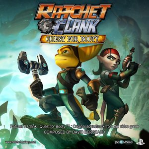 Imagem de 'Ratchet & Clank: Quest For Booty'