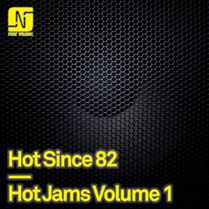 Image for 'Hot Jams, Volume 1'