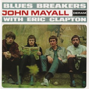 Image for 'Bluesbreakers'