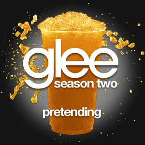 Image for 'Pretending (Glee Cast Version)'