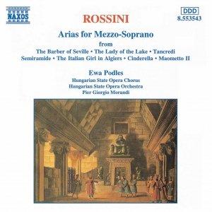 Bild für 'ROSSINI: Arias for Contralto'