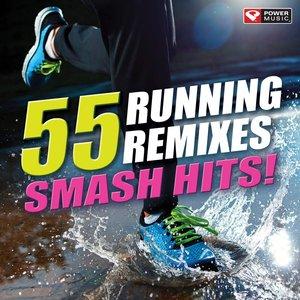 Image for '55 Smash Hits! - Running Mixes!'