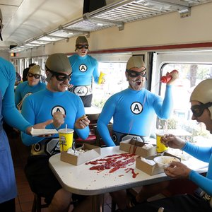 Image for 'The Aquabats'