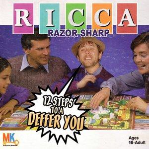Bild für 'Ricca Razor Sharp - 12 Steps To A Deffer You'