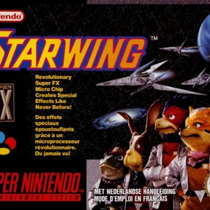 Image for 'Star Wing'