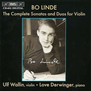 Image for 'Linde: Complete Sonatas and Duos for Violin'