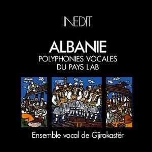 Imagem de 'Albanie. polyphonies vocales du pays lab. ensemble vocal de girokastër.'