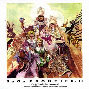 Bild für 'SaGa Frontier II Original Soundtrack'