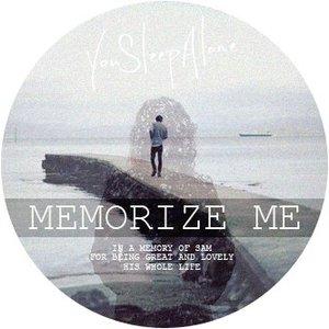 Image for 'Memorize Me (Single)'