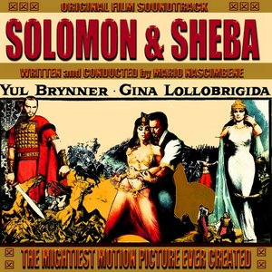 Image for 'Solomon and Sheba Act 11'
