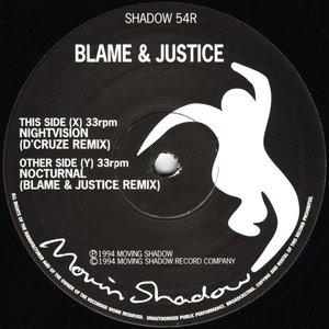 Image for 'Blame & Justice'