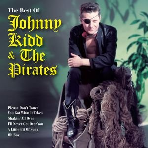 Image pour 'The Very Best Of Johnny Kidd & The Pirates'