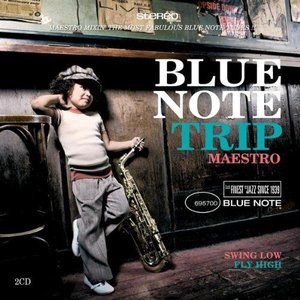 Image for 'Blue Note Trip, Volume 8: Swing Low / Fly High'