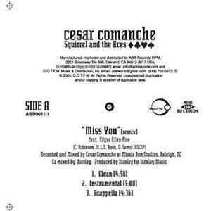 Image for 'Cesar Comanche'