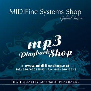 Bild för 'MIDIFIne MP3 Karaoke Playbacks'