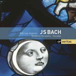 Bild für 'Bach : Toccatas & Goldberg Variations'