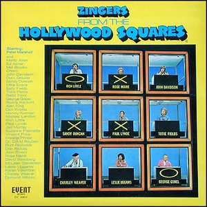 Image for 'Zingers From The Hollywood Squares'