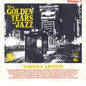 Image for 'The Golden Years Of Jazz Volume 7'