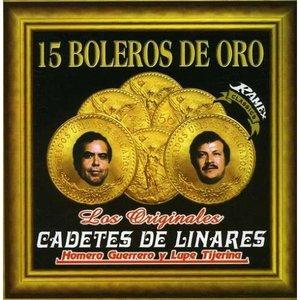 Image for '15 Boleros de Oro'