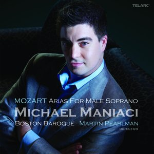 Image for 'Mozart: Arias for Male Soprano'