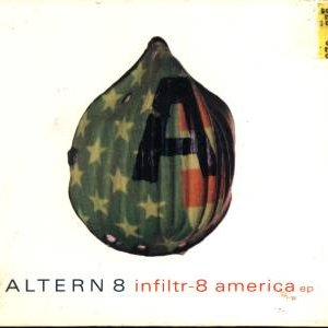 Image pour 'Infiltr-8 America EP'