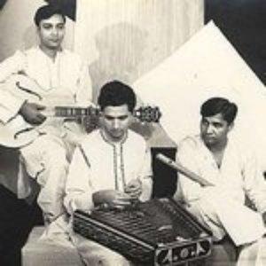 Image for 'Shivkumar Sharma, Brijbushan Kabra, Hariprasad Chaurasia'