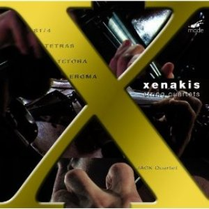 Image for 'Xenakis: Complete String Quartets'