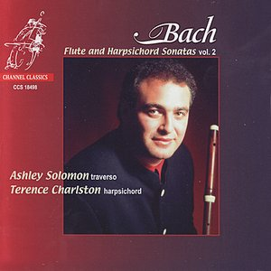Image for 'J.S. Bach: Flute and Harpsichord Sonatas Vol. 2'
