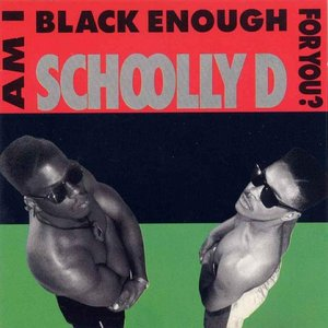 Image for 'Am I Black Enough for You?'