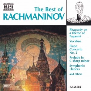 Imagem de 'RACHMANINOV (THE BEST OF)'