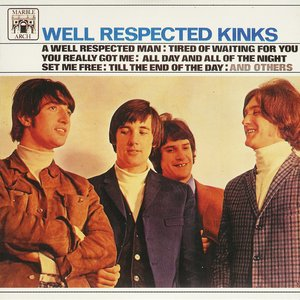 Image pour 'Well Respected Kinks'