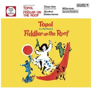 Image for 'Fiddler on the Roof (feat. Topol)'