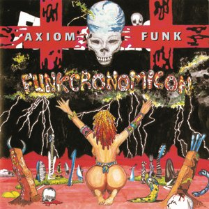 Image for 'Funkcronomicon'