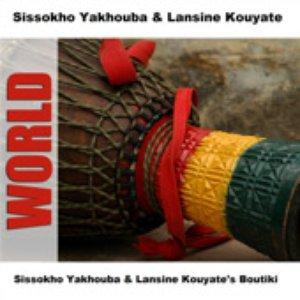 Image for 'Sissokho Yakhouba & Lansine Kouyate'