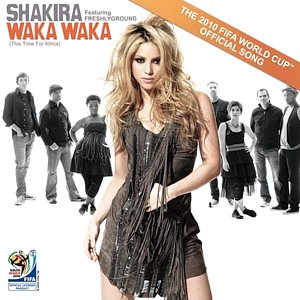 Image for 'Waka Waka (This Time for Africa) (The Official 2010 FIFA World Cup (TM) Song)'
