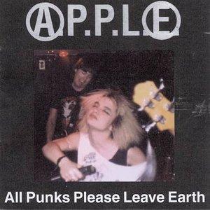 Imagem de 'All Punks Please Leave Earth'